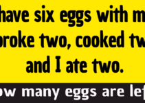 i have 6 eggs riddle answer